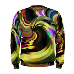 Spiral Of Tubes Men s Sweatshirt