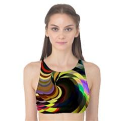 Spiral Of Tubes Tank Bikini Top
