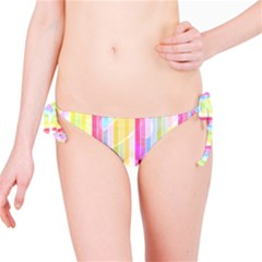 Abstract Stipes Colorful Background Circles And Waves Wallpaper Bikini Bottom