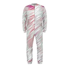 Fluorescent Flames Background With Special Light Effects Onepiece Jumpsuit (kids)