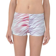 Fluorescent Flames Background With Special Light Effects Boyleg Bikini Bottoms