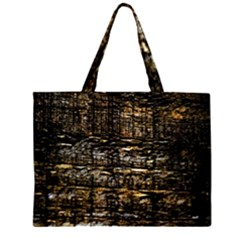 Wood Texture Dark Background Pattern Large Tote Bag