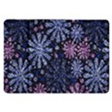 Pixel Pattern Colorful And Glittering Pixelated Samsung Galaxy Tab 8.9  P7300 Flip Case View1