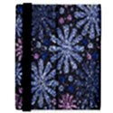 Pixel Pattern Colorful And Glittering Pixelated Samsung Galaxy Tab 8.9  P7300 Flip Case View3