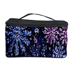 Pixel Pattern Colorful And Glittering Pixelated Cosmetic Storage Case