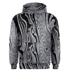 Abstract Swirling Pattern Background Wallpaper Men s Pullover Hoodie