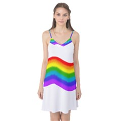 Watercolour Rainbow Colours Camis Nightgown