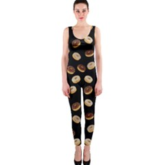 Donuts pattern OnePiece Catsuit