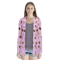 Donuts pattern Cardigans