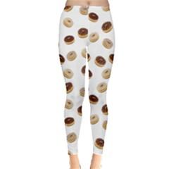 Donuts pattern Leggings