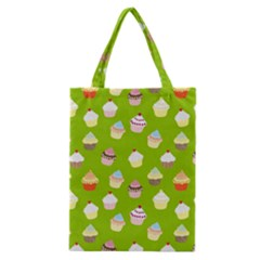 Cupcakes pattern Classic Tote Bag