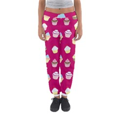 Cupcakes pattern Women s Jogger Sweatpants