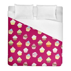 Cupcakes pattern Duvet Cover (Full/ Double Size)