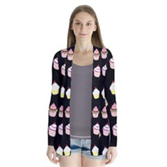 Cupcakes pattern Cardigans