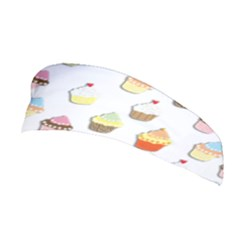 Cupcakes pattern Stretchable Headband