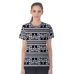 Traditional Draperie Women s Cotton Tee