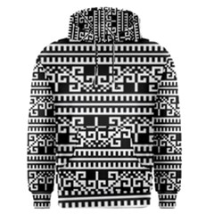 Traditional Draperie Men s Pullover Hoodie
