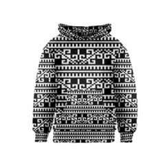 Traditional Draperie Kids  Pullover Hoodie