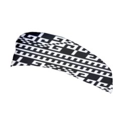 Traditional Draperie Stretchable Headband