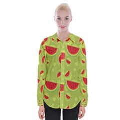 Watermelon Fruit Patterns Shirts