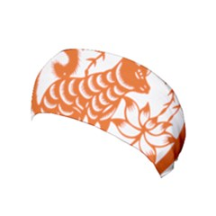 Chinese Zodiac Dog Yoga Headband