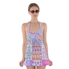 Img 1788 Halter Swimsuit Dress