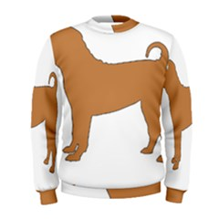 Chinese Shar Pei Silo Color Men s Sweatshirt
