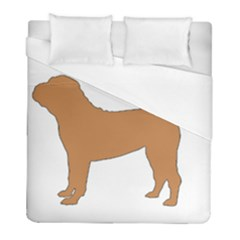 Chinese Shar Pei Silo Color Duvet Cover (Full/ Double Size)