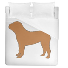 Chinese Shar Pei Silo Color Duvet Cover (Queen Size)