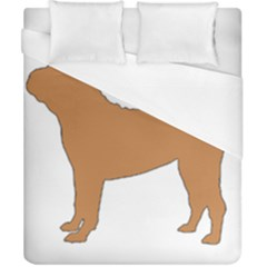 Chinese Shar Pei Silo Color Duvet Cover (California King Size)