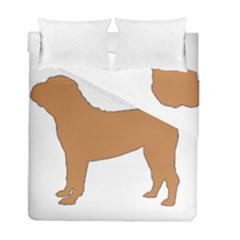 Chinese Shar Pei Silo Color Duvet Cover Double Side (Full/ Double Size)