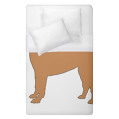 Chinese Shar Pei Silo Color Duvet Cover (Single Size)