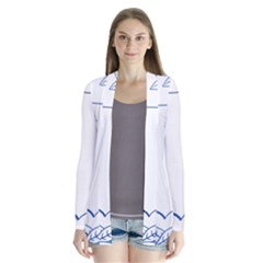 Greece National Emblem  Cardigans