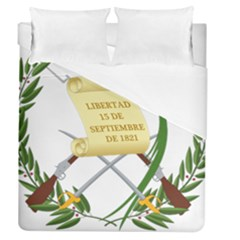 National Emblem of Guatemala  Duvet Cover (Queen Size)