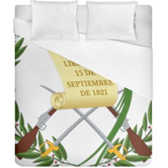 National Emblem of Guatemala  Duvet Cover (California King Size)