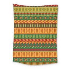 Mexican Pattern Medium Tapestry