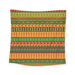 Mexican Pattern Square Tapestry (Small)