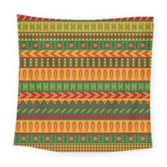 Mexican Pattern Square Tapestry (Large)