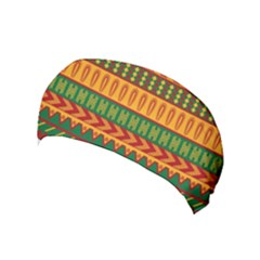 Mexican Pattern Yoga Headband