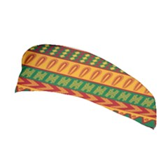 Mexican Pattern Stretchable Headband