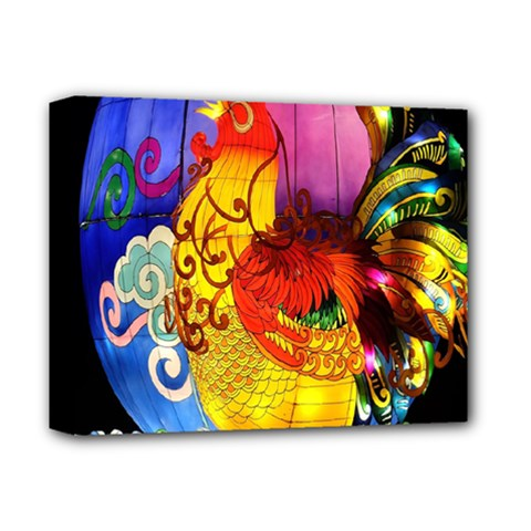 Chinese Zodiac Signs Deluxe Canvas 14  x 11