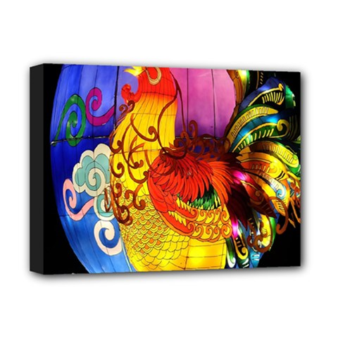 Chinese Zodiac Signs Deluxe Canvas 16  x 12