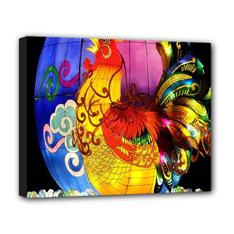 Chinese Zodiac Signs Deluxe Canvas 20  x 16