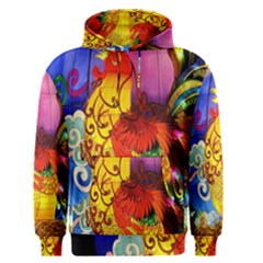 Chinese Zodiac Signs Men s Pullover Hoodie