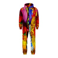 Chinese Zodiac Signs Hooded Jumpsuit (Kids)