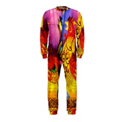 Chinese Zodiac Signs OnePiece Jumpsuit (Kids)