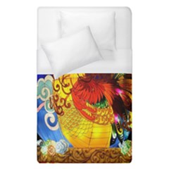 Chinese Zodiac Signs Duvet Cover (Single Size)
