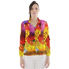 Chinese Zodiac Signs Wind Breaker (Women)