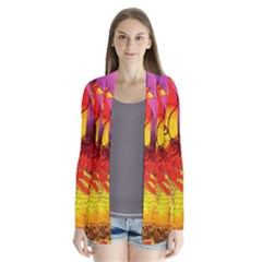 Chinese Zodiac Signs Cardigans