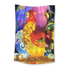 Chinese Zodiac Signs Small Tapestry